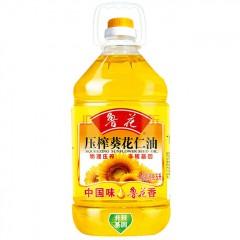 鲁花5L葵花仁油