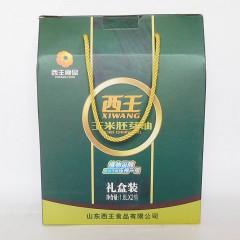 西王玉米油礼盒1.8LX2