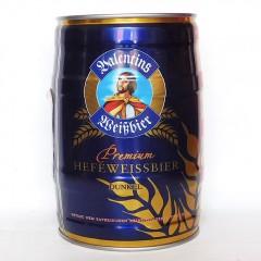 爱士堡小麦黑啤5L