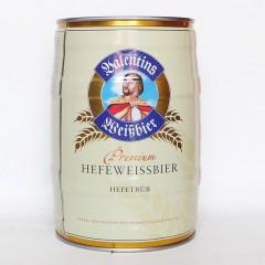 爱士堡小麦啤酒5L