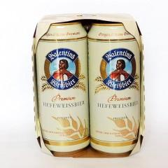 爱士堡小麦啤酒500mlx4