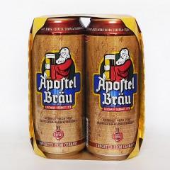 爱士堡修士啤酒500mlx4