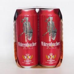 瓦伦丁烈性啤酒500mlx4