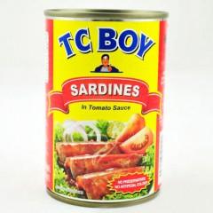 小胖子茄汁沙丁鱼罐头155g