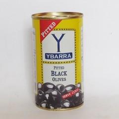伊巴利无核黑橄榄罐头350G