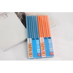 中华学生专用书写铅笔 6701  12支装  三角杆