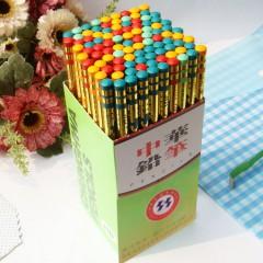 中华学生专用书写铅笔 6901  100支装 沾顶