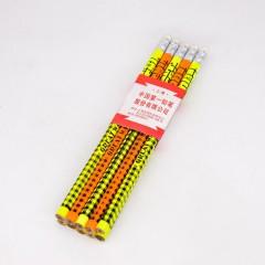 中华长城牌铅笔3540-HB  皮头  10支装