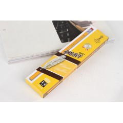 中华黄杆铅笔6051-HB  小皮头  12支盒装
