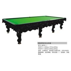 雕刻斯诺克台球桌