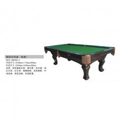 雕刻台球桌(家庭)