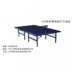 蓝蜻蜓乒乓球台
