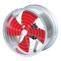 FG管道式强力圆筒风机