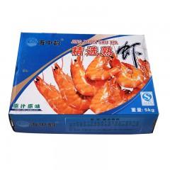 海中韵精选熟虾原汁原味