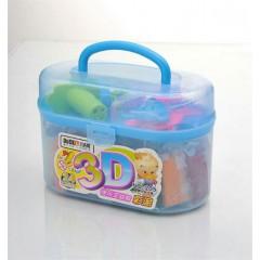 小吉鸭3D 24色彩泥   205