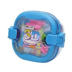 小吉鸭3D 18色彩泥   215