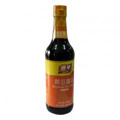500ml黄豆酱油