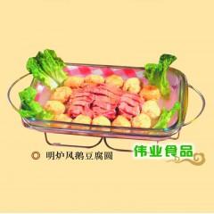 明炉风鹅豆腐圆