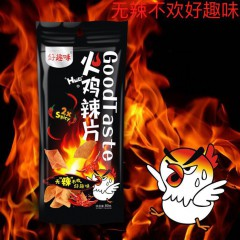 好趣味 火鸡辣片80克