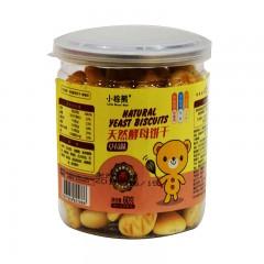 小棕熊 天然酵母饼干 草莓味 60g