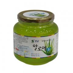 全南蜂蜜芦荟茶 1千克