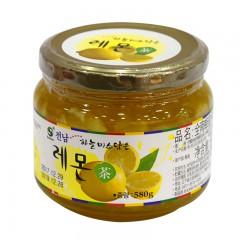 全南蜂蜜柠檬茶 580克