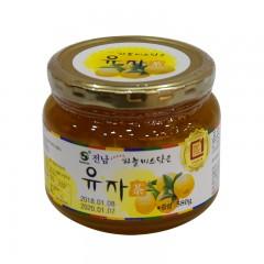 全南蜂蜜柚子茶 580克