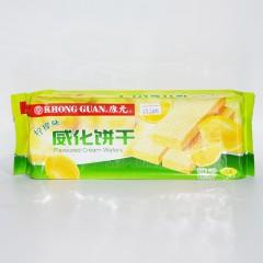 康元 威化饼干 柠檬味 115g
