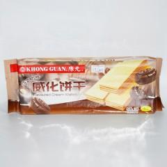 康元 威化饼干 巧克力味 115g