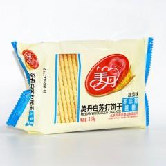 美丹 美丹白苏打饼干