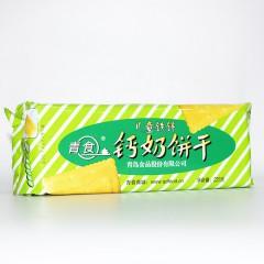 青食 钙奶饼干
