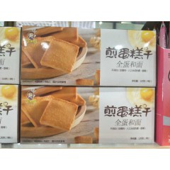 金米郎  120克金米郎煎蛋糕干