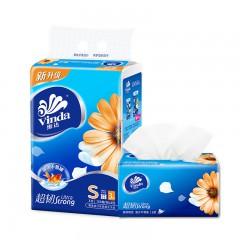 维达(Vinda) 抽纸超韧3层150抽软抽×3包