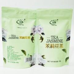 天潭 茉莉花茶100g