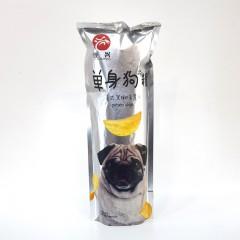 单身狗狗粮 美式黑椒味薯片