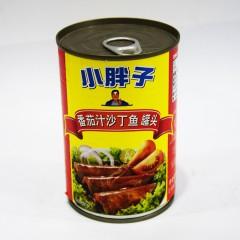 小胖子番茄汁沙丁鱼罐头
