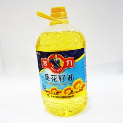 多力 葵花籽油4L