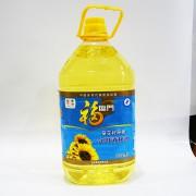 福临门 葵花籽原香食用调和油5L