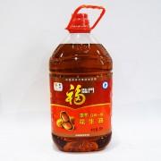 福临门 浓香 压榨一级 花生油5L