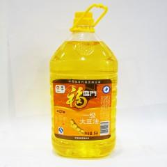 福临门 一级大豆油5L