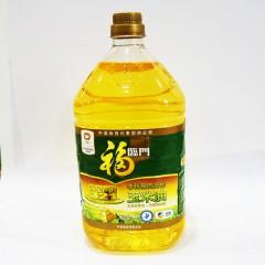 福临门非转基因压榨 玉米油5L