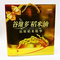 金龙鱼 谷维多 稻米油3.6L