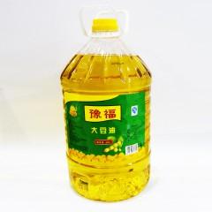 豫福 大豆油20L