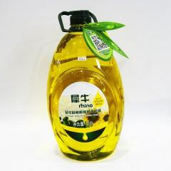 犀牛 葵花籽橄榄食用调和油5L
