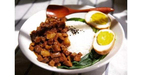 台湾卤肉饭里最关键的两种食材,自己做了才知道