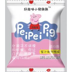 好趣味小猪佩佩点心面全国区域招代理商