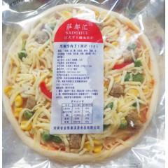 萨都汇黑椒牛肉比萨 9寸/7寸