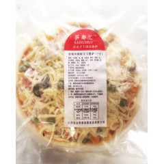萨都汇金枪鱼海鲜比萨  9寸/7寸