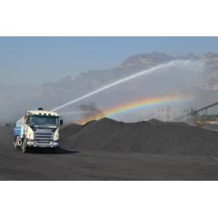 喷雾降尘车技术参数及配置表