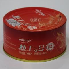 人高一等 虾王一号 香辣对虾160g
